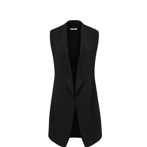 Knit Tuxedo Vest