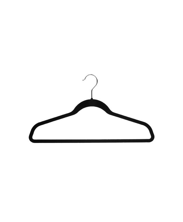 LA Closet Design Slim-Line Velvet Hanger (pack of 50)