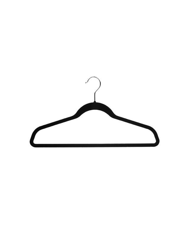 LA Closet Design Slim-Line Velvet Hanger (pack of 50)