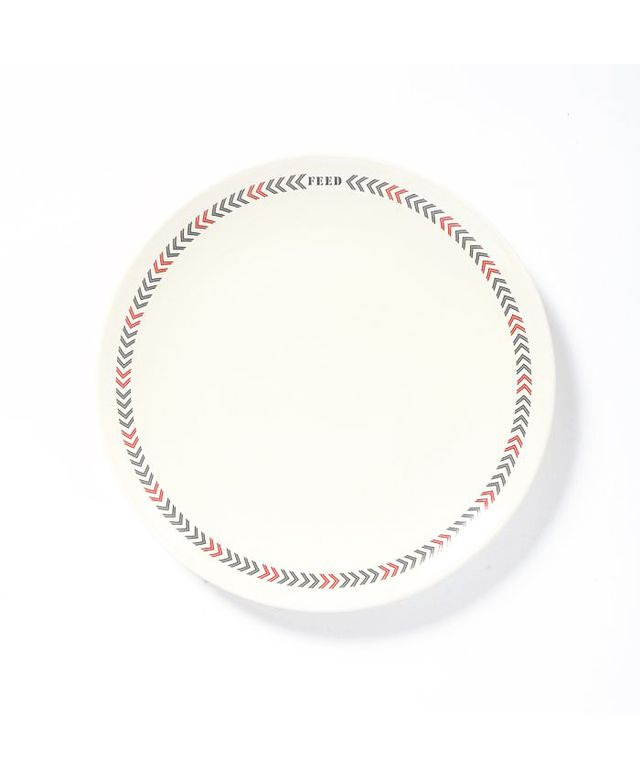West Elm FEED Dinnerware Set - Arrow Band