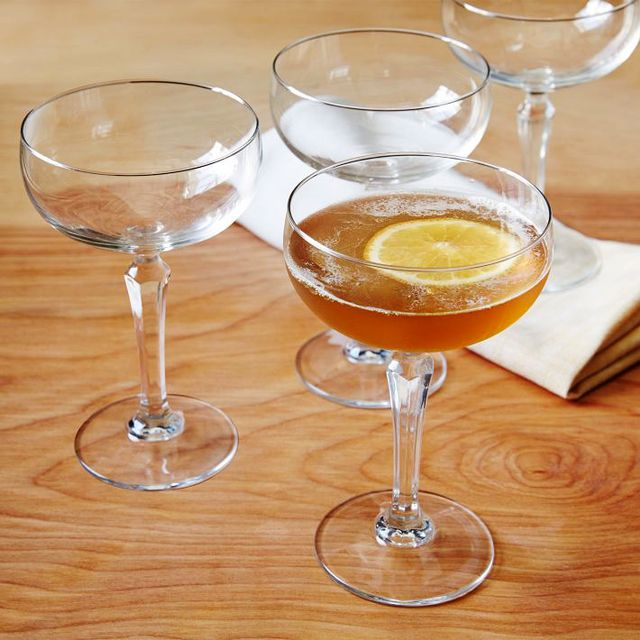 West Elm Vintage Style Stemware (set of four)