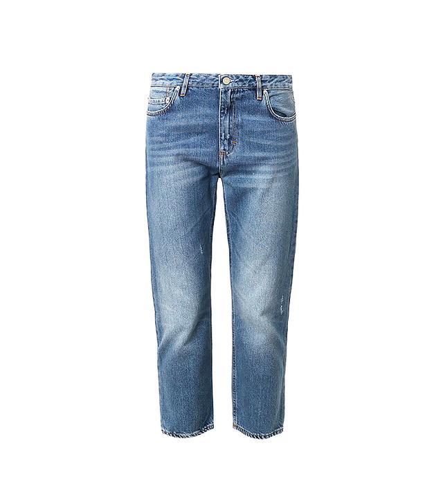 Acne Studios Pop Low-Slung Boyfriend Jeans