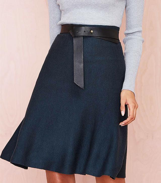 Nasty Gal Elena Midi Skirt
