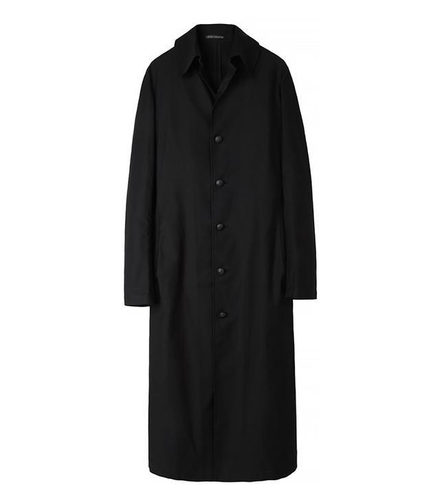 Yohji Yamamoto Rain Covered Trench Coat