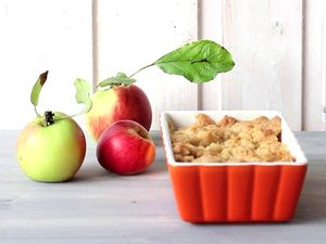 A Delicious and Easy Apple Crumble