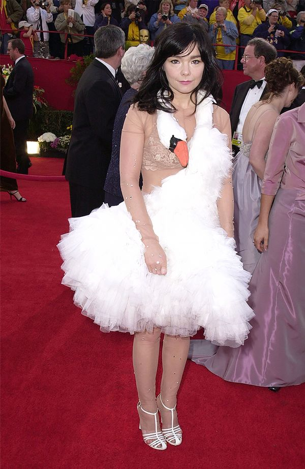 What: 2001 Academy Awards