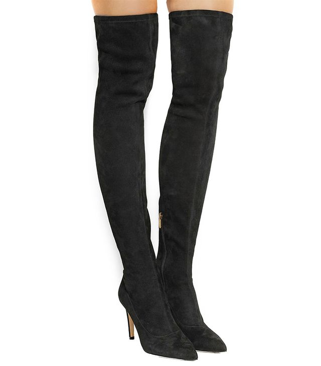 Thigh-High Boots: A Beginner\'s Guide | WhoWhatWear