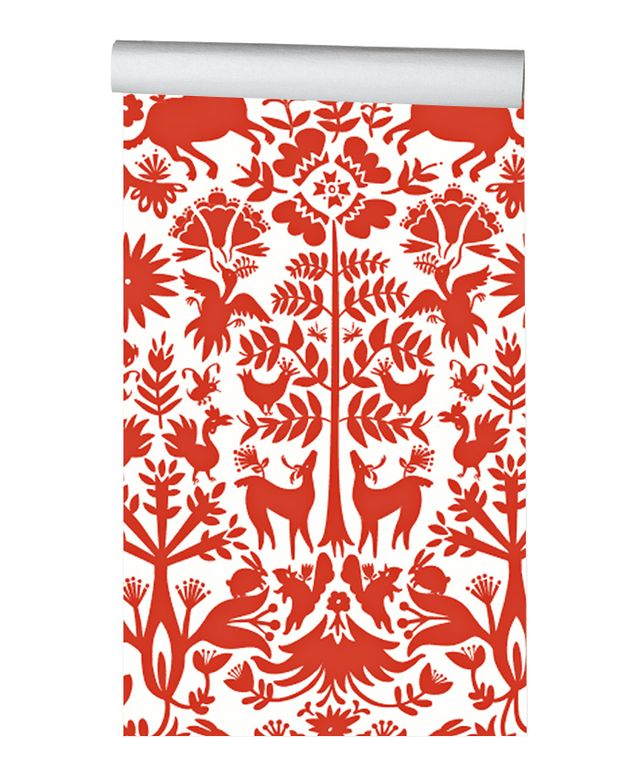 Hygge & West Otomi Red Tile