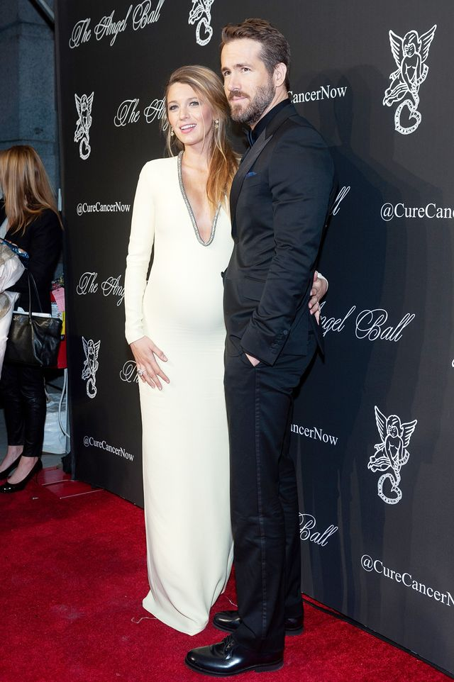 Blake Lively and Ryan Reynolds Want to Name Their Baby...