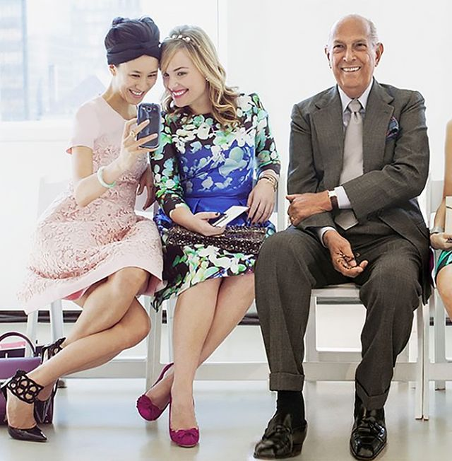 Remembering a Legend: Hillary Kerr Pays Tribute to Oscar de la Renta