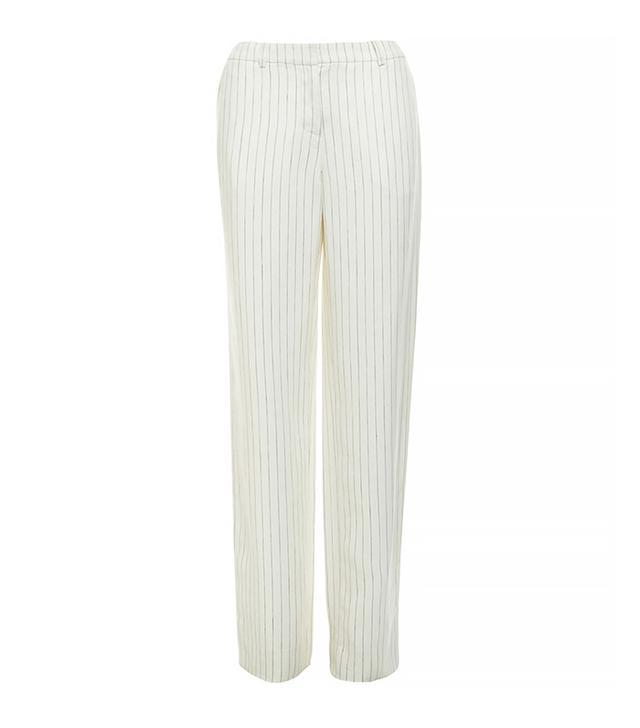 Sportscraft Signature Pinstripe Linen Pants