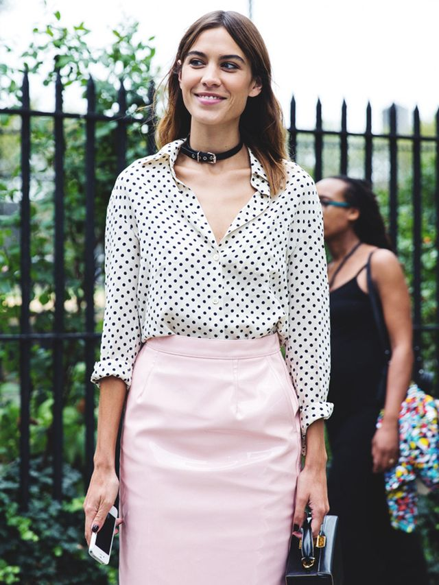 Would You Wear It? Alexa Chung's '90s-Inspired Accessory