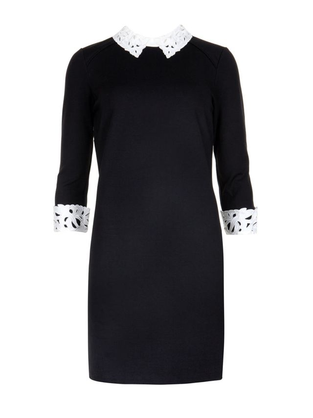Ted Baker Currie Lace Collar Tunic