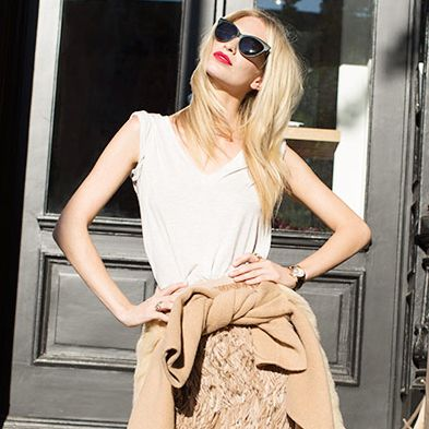 You HAVE to See This Gorgeous New Poppy Delevingne Shoot