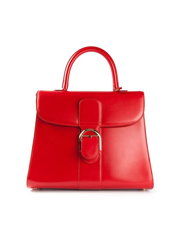 Delvaux Le Brilliant Tote Bag