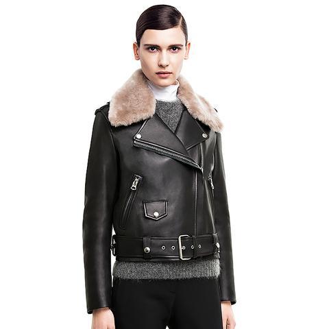 Mape Shearling Jacket