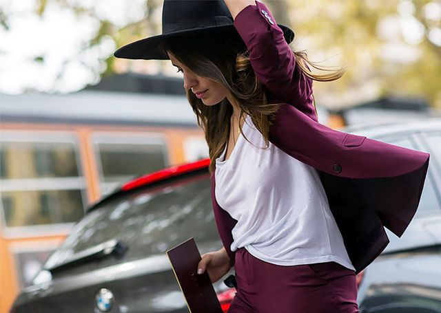 2. Style your look with cowboy-chic accessories.