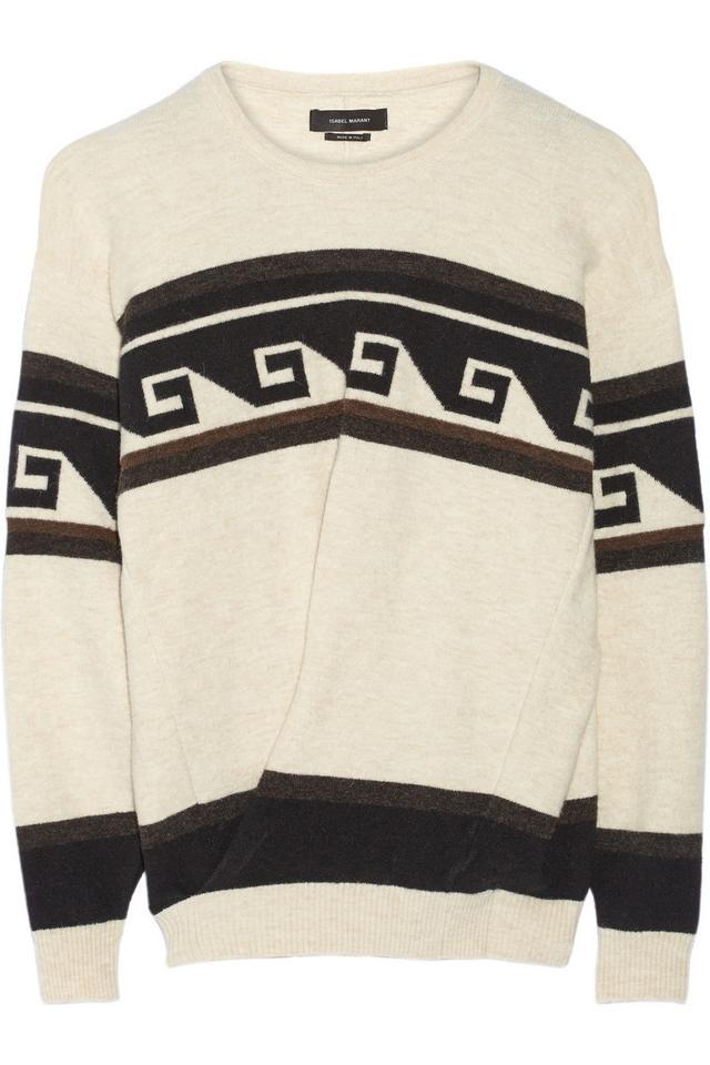 Isabel Marant Samuel oversized knitted sweater