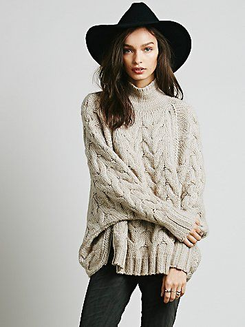 Free People Following Directions Zipper Cape
