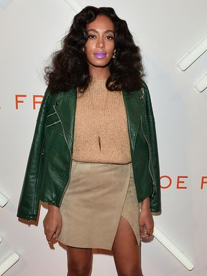 Have to Have it: Solange Knowles' $99 Moto Jacket