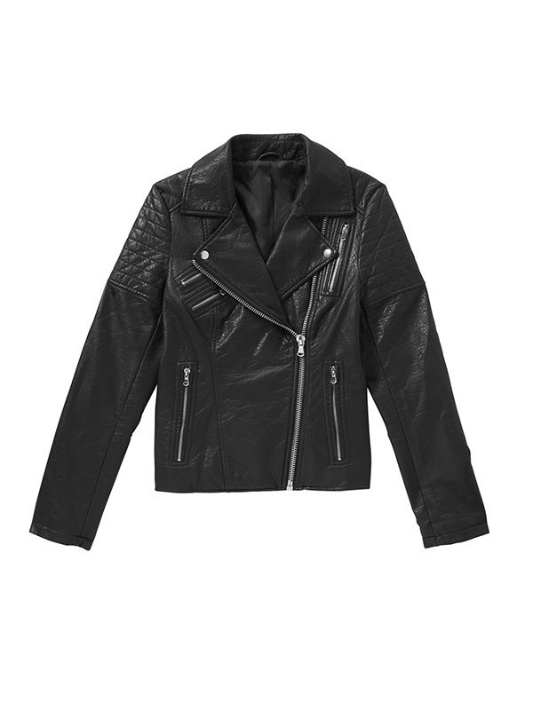 Joe Fresh Zip Moto Jacket
