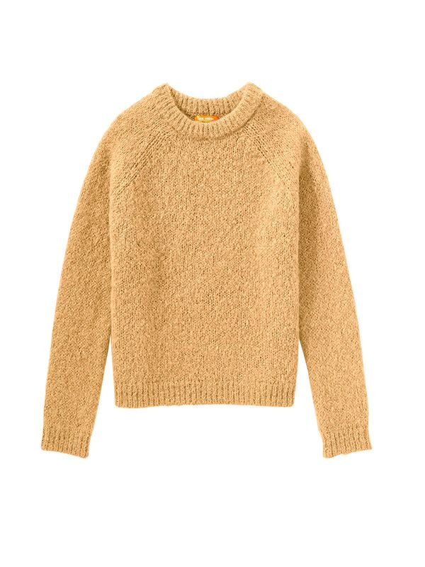 Joe Fresh Crew Neck Mohair Sweater