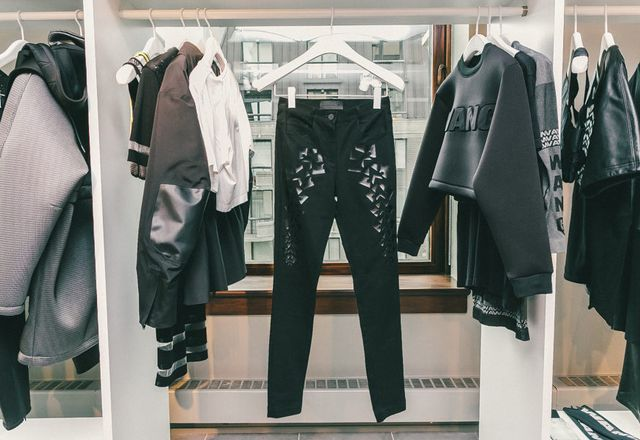 49 Photos of the Alexander Wang x H&M Collection You Haven't Seen