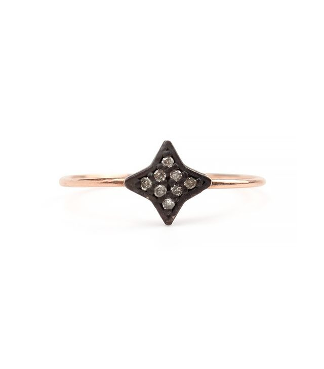Catbird Jewellery Dark and Stormy Ring