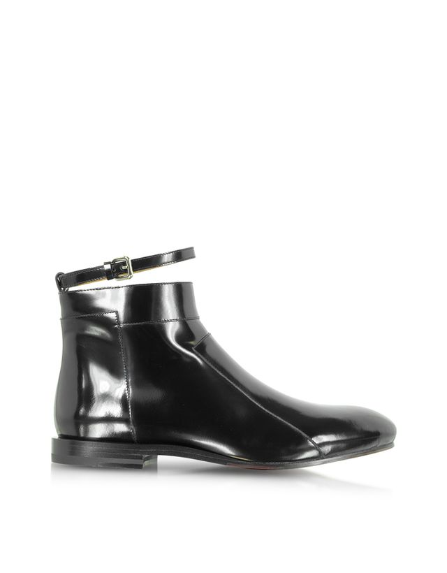 Jil Sander Lanika Calf Leather Boots