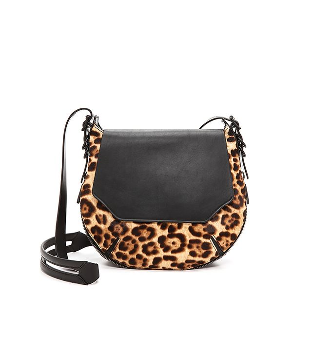 Rag & Bone Haircalf Bradbury Small Flap Hobo