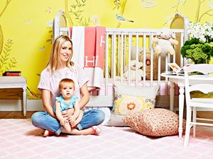 Exclusive: Tour an E! News Producer's Elegant Nursery