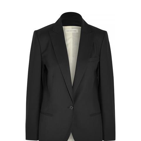 Maldy Wool-Gabardine Blazer