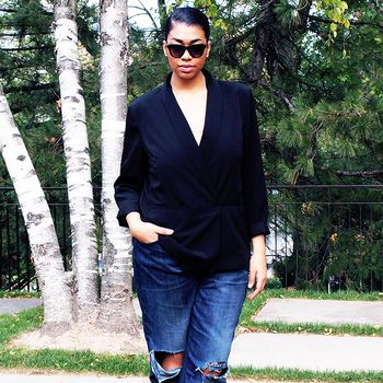 10 Plus-Size Street Style Stars to Follow Right Now