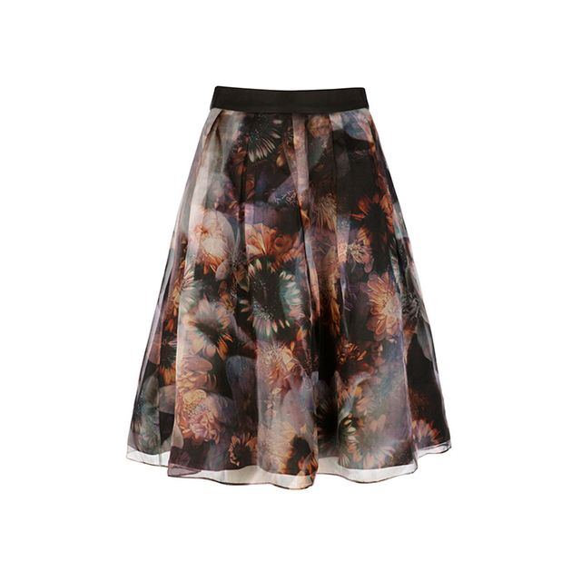Ted Baker Genna Blooms of Enchantment Skirt
