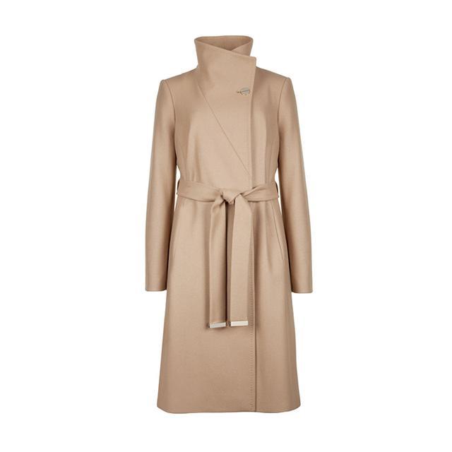 Ted Baker Nevia Belted Wrap Coat