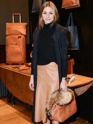 Olivia Palermo's Newest Styling Trick Is a Must-Try
