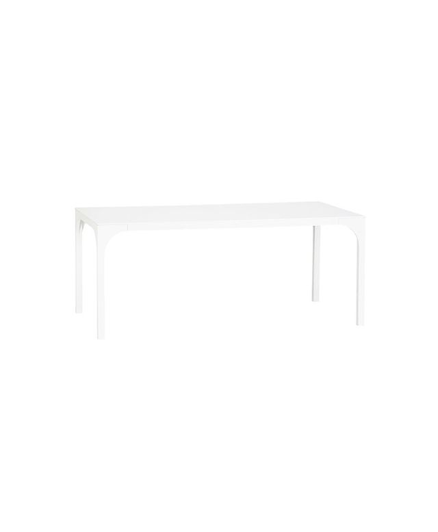 CB2 Aqua Virgo Dining Table
