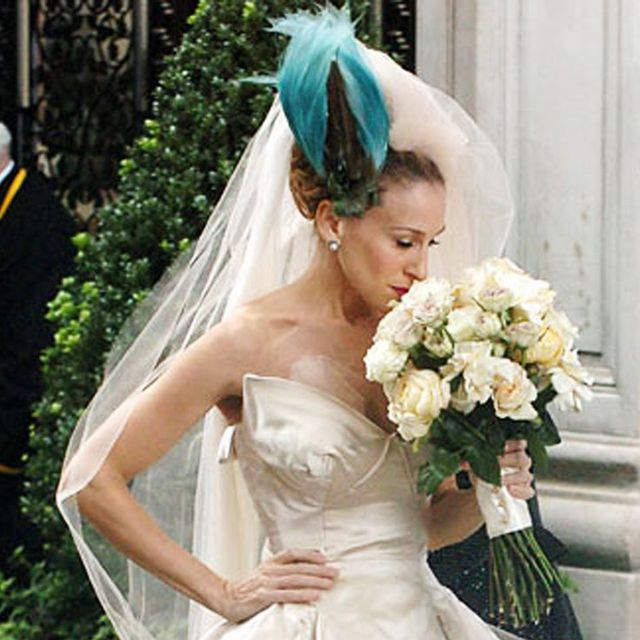 Sarah Jessica Parker Is Branching Off Into Bridal Shoes!