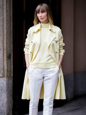 Tip of the Day: How to Pull Off Pastel in the Fall