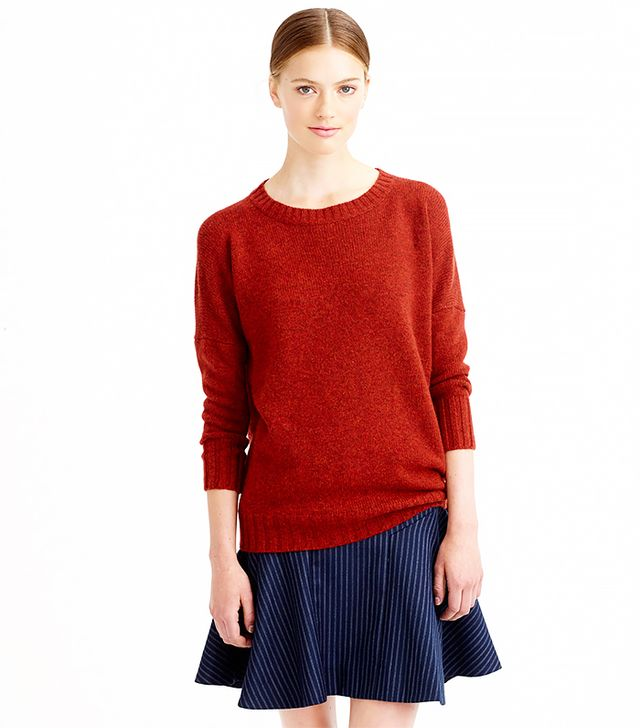 J. Crew Collection Cashmere Tunic