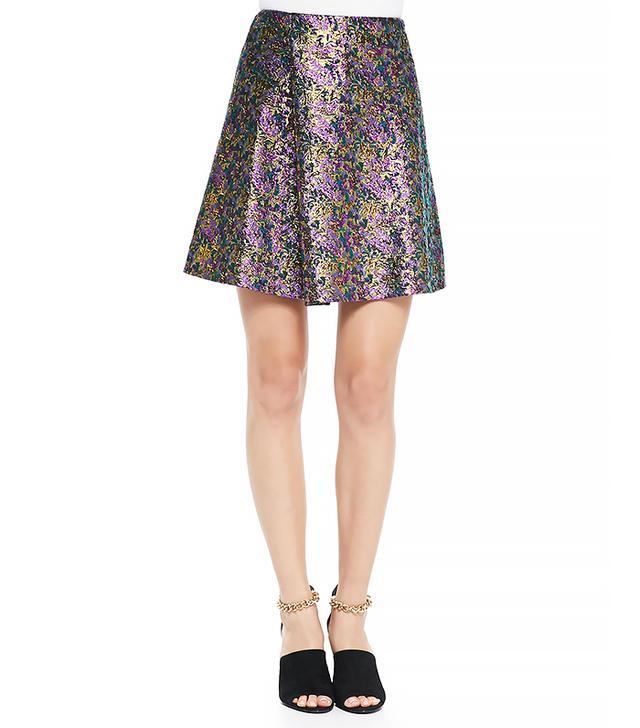3.1 Phillip Lim A-Line Mini Skirt