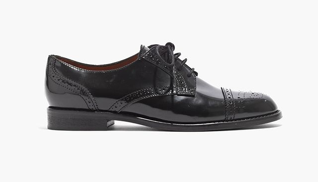 Madewell The Keaton Oxfords