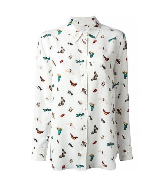 Equipment Butterfly Shirt