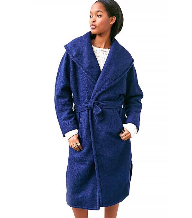 Capulet Long Belted Coat