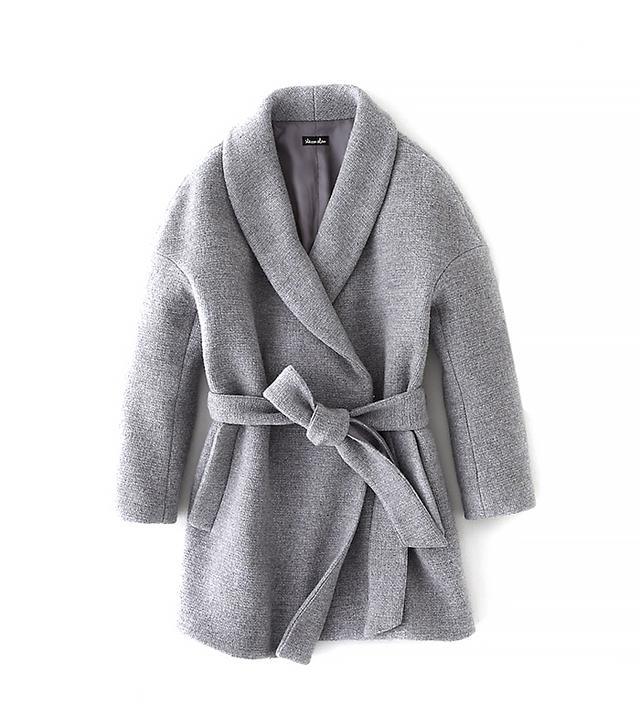 Steven Alan Blanket Coat