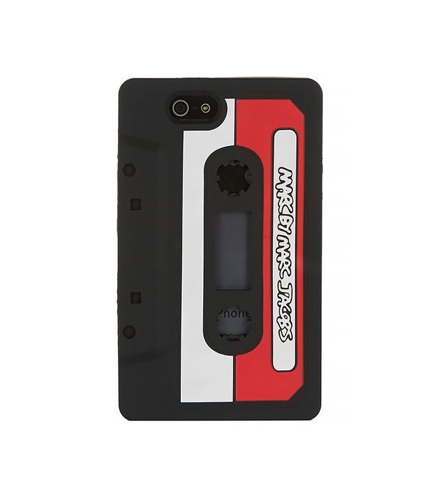 Marc by Marc Jacobs Cassette Silicone iPhone 5 Case