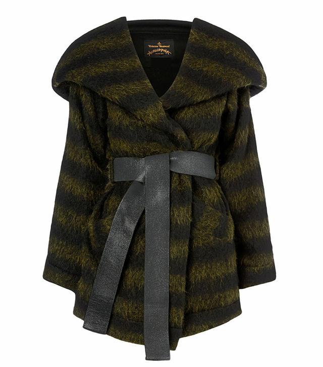 Vivienne Westwood Green Talik Coat