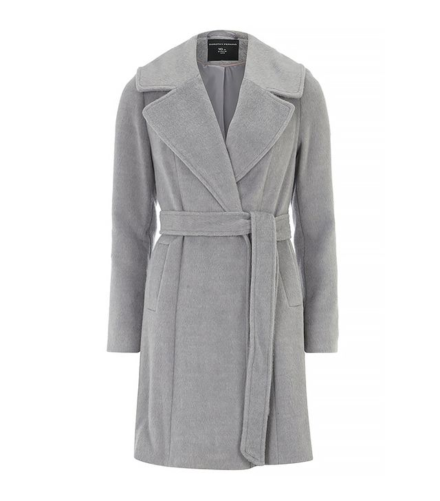 Dorothy Perkins Fit and Flare Coat