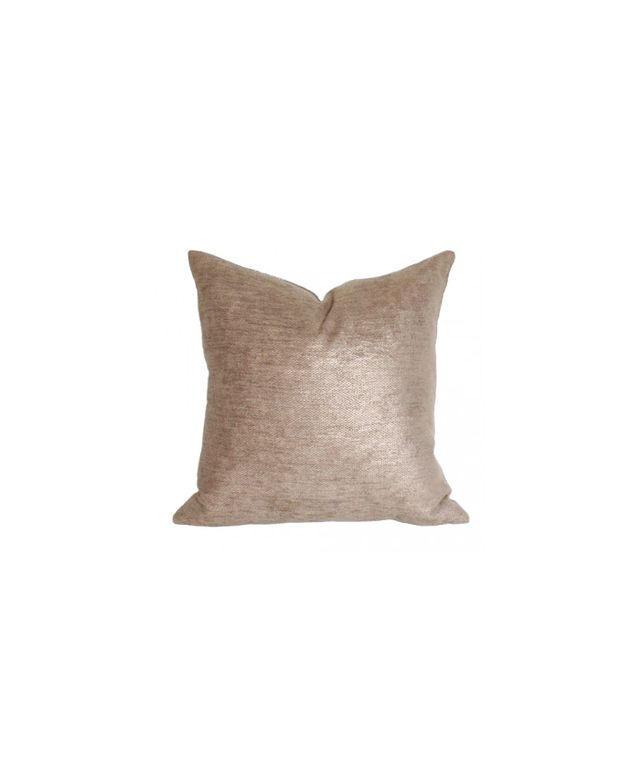 Arianna Belle Glimmer Gold Pillow