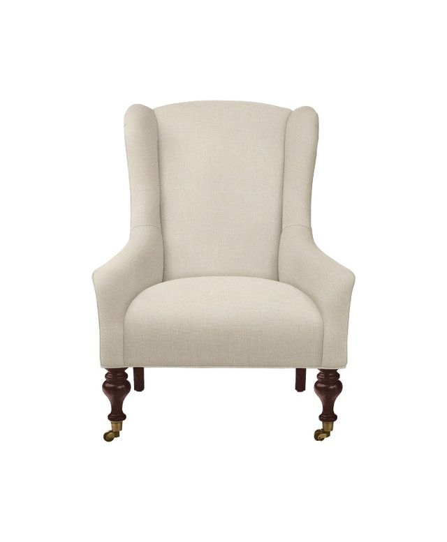 Serena & Lily Lowell Wingback Chair